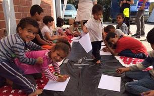 En Grèce, un réseau citoyen permet de favoriser l'autonomie des migrants