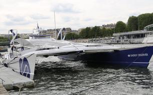 À bord du Energy Observer, le premier bateau autonome en énergie