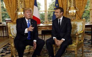 L'invitation de Donald Trump au 14 juillet bien perçue par les Français