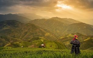 Un voyage du sud de la Chine au nord Vietnam