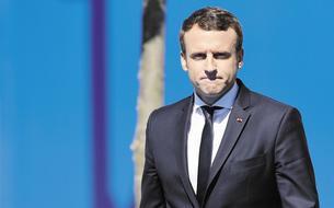 Cent jours après, Macron confronté au scepticisme des Français