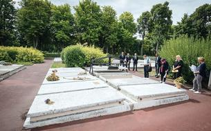 Ces bénévoles qui se relaient pour assister aux enterrements de personnes décédées sans entourage