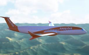 Paris-Londres en avion électrique d'ici 2027