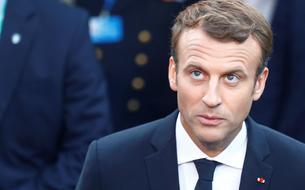 Sondage : la baisse continue pour Emmanuel Macron