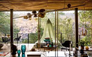 Afrique du sud : une adresse design dans le parc Kruger