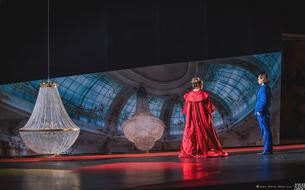 Opéra: le passé toujours aussi présent