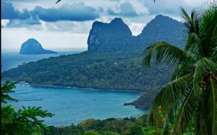 Sao Tomé et Principe, deux îles à croquer