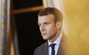 La popularité d'Emmanuel Macron est toujours en berne