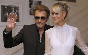 «Mon homme n'est plus» : Laeticia Hallyday dit adieu à Johnny