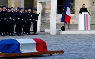 Hommage à Jean d'Ormesson : le texte intégral du discours d'Emmanuel Macron