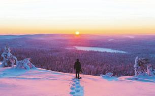 La Laponie finlandaise à 3h30 de Paris