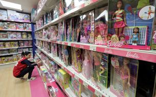 Léger coup de froid en 2017 sur le marché du jouet
