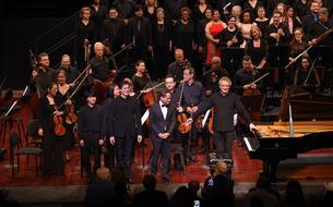 Mozart et Beethoven, compositeurs les plus joués en 2017