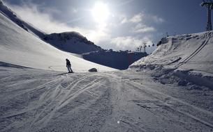 À Davos, 12 km d'une descente de légende