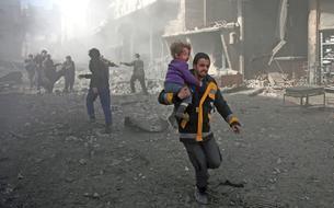 L'Occident impuissant face à la tragédie syrienne