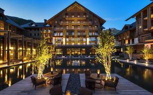 Bien être: mincir dans un palace dans les Alpes suisses