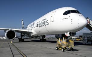 Le nouveau long-courrier d'Airbus vole pour la première fois