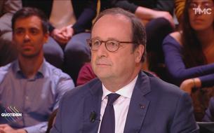Pour Hollande, Macron est «le président des très riches»