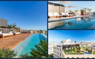 Barcelone en 5 nouveaux hôtels avec piscine sur le toit