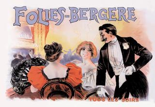 Le nom du célèbre music-hall Folies-Bergère fait référence à la rue Bergère, située non loin de l'établissement.