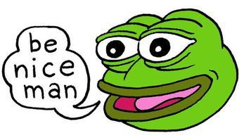 Un Pepe dessiné par Matt Furrie pour la campagne #SavePee