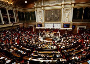 L'Assemblée comporte 577 sièges depuis 1986. Avant cela, son nombre était variable.