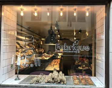 Fabrique est la nouvelle boulangerie suédoise branchée.