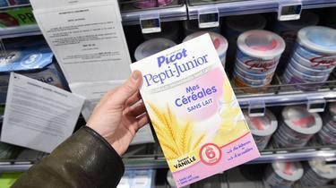 Bercy demande à Lactalis de rappeler toutes les boîtes de lait produites à Craon