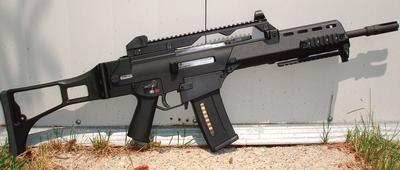 Le fusil d'assaut HK G36