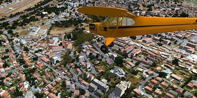Le logiciel Digibati permet, à partir d'une unique photo aérienne, de modéliser 70% du territoire et d'en extraire les principaux éléments tels que des bâtiments puis, ensuite, de les reconstituer en 3D.