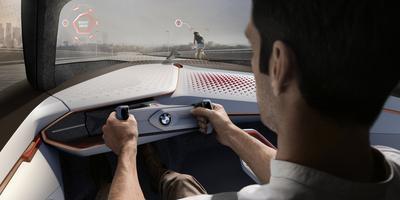 En mode Boost, le conducteur reste maître du véhicule.