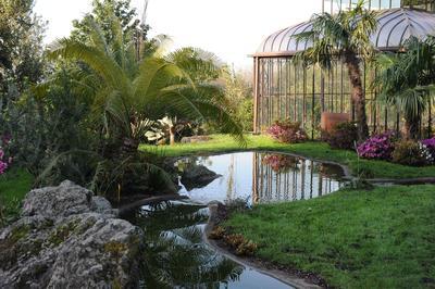 Le jardin contemporain <i>Stanze in Fiore,</i> à Catane. Crédit photo: Francesca Alongi/Le Figaro.