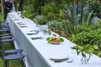Le Jardin Le Banquet, de l'atelier Nicolas Besse et Pauline Gillet a reçu le prix de la presse.