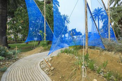 Le Jardin Mounta Cala de Scape Design, à Nice.
