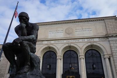 Detroit Institute of Art.
