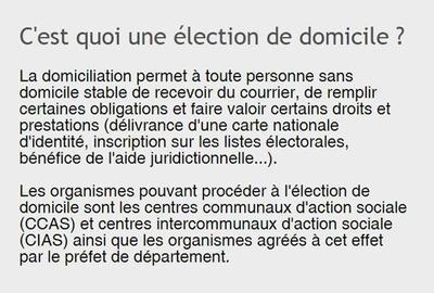 Définition donnée par le site Service public.fr.