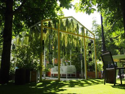 Jardins jardin aux tuileries la cit passe au vert - Les jardins de gally ...