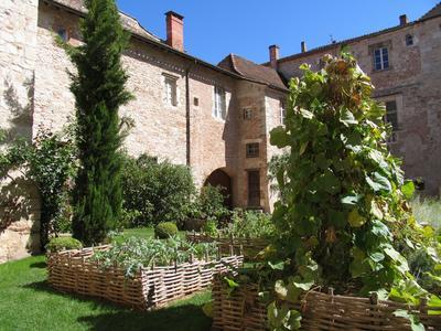 Le Courtil des moines, labellisé «jardin remarquable». Crédit photo: J.-M. Vincent.