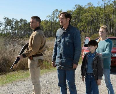Michael Shannon, en père de famille dans Midnight Special.