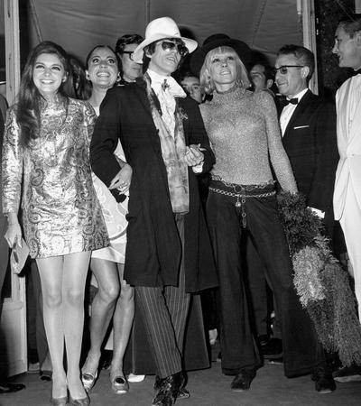 Anita Pallenberg, la muse magnifique des Rolling Stones, est décédée