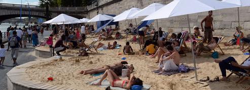 Le très cher sable de Paris Plages épinglé par la Cour des comptes