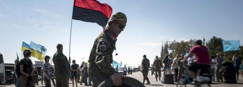 Soumise à un blocus routier, la Crimée est devenue une «île»