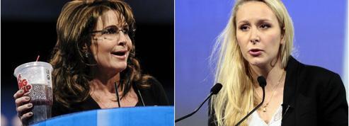 Le coup de coeur de Sarah Palin pour Marion Maréchal-Le Pen