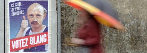 Régionales : là où le PS s'est retiré, le vote blanc a explosé