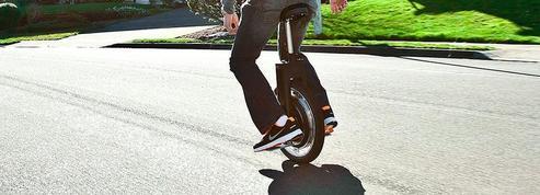 Le SBU V3 : le vélo d'acrobate