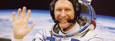 Tim Peake, premier astronaute «officiel» de Sa Majesté