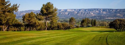 La douceur d'un swing en Provence