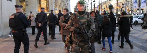 Le spectre des attentats plane sur la Saint-Sylvestre