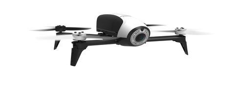 Le drone Bebop passe la vitesse supérieure