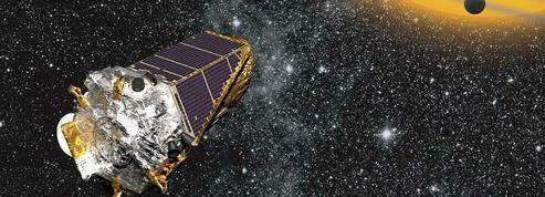 Endommagé, Kepler poursuit la chasse aux exoplanètes